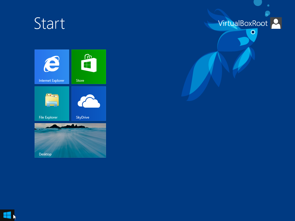 How To Return Start Button In Windows 8 1 Using Classic