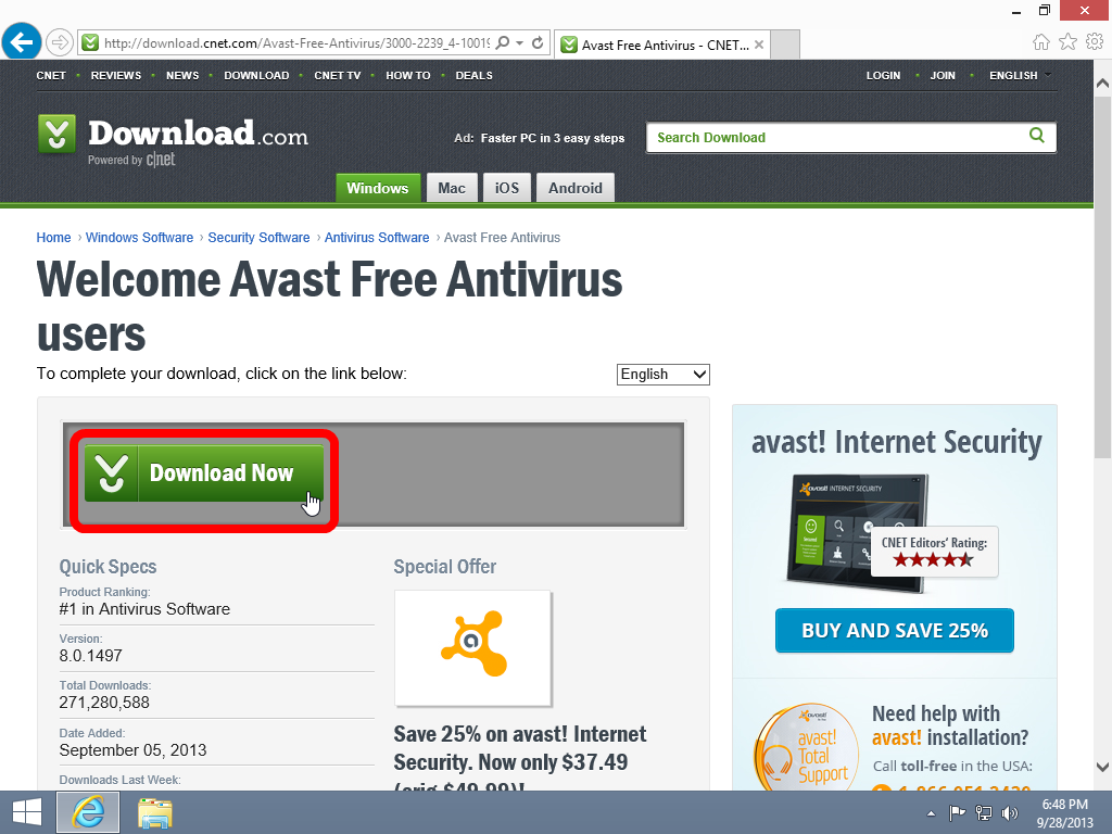 avg avast download