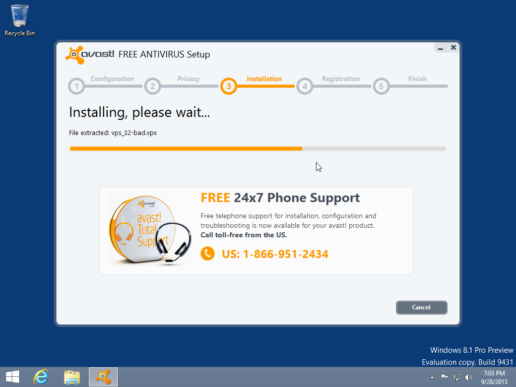 how to download free avast antivirus for windows 10