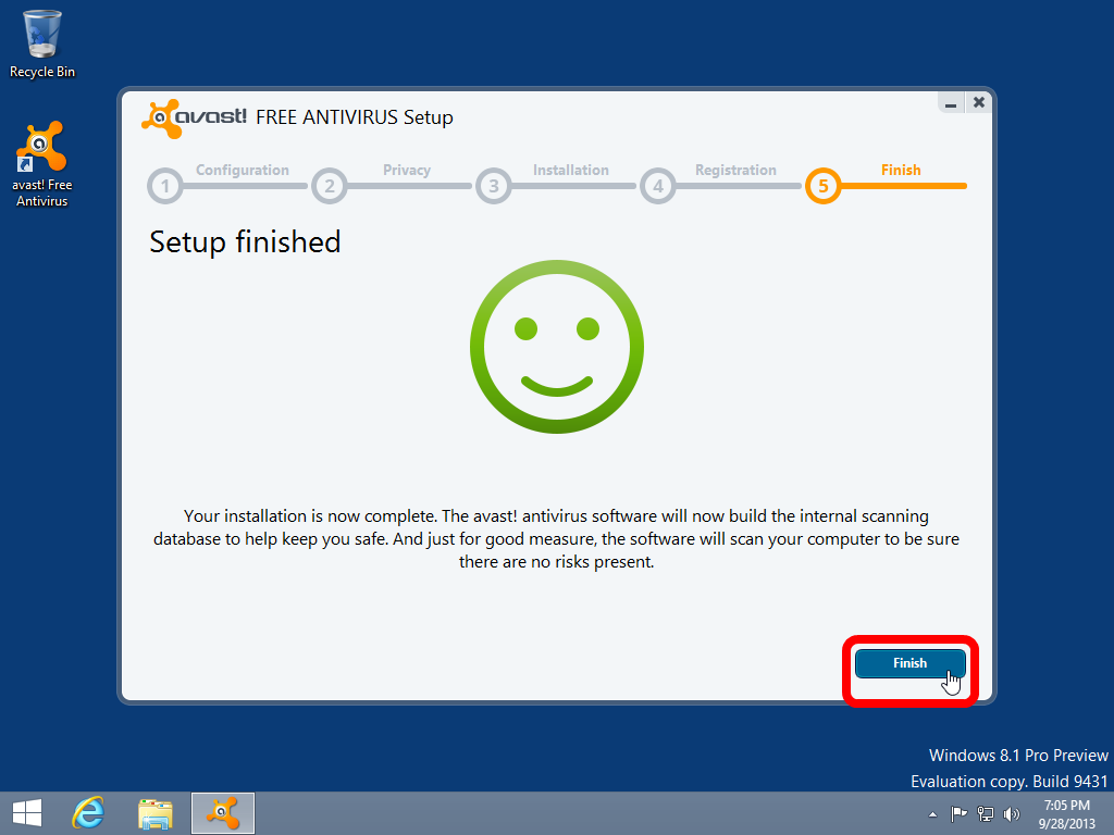 Avast free antivirus setup windows 8 : suopernei