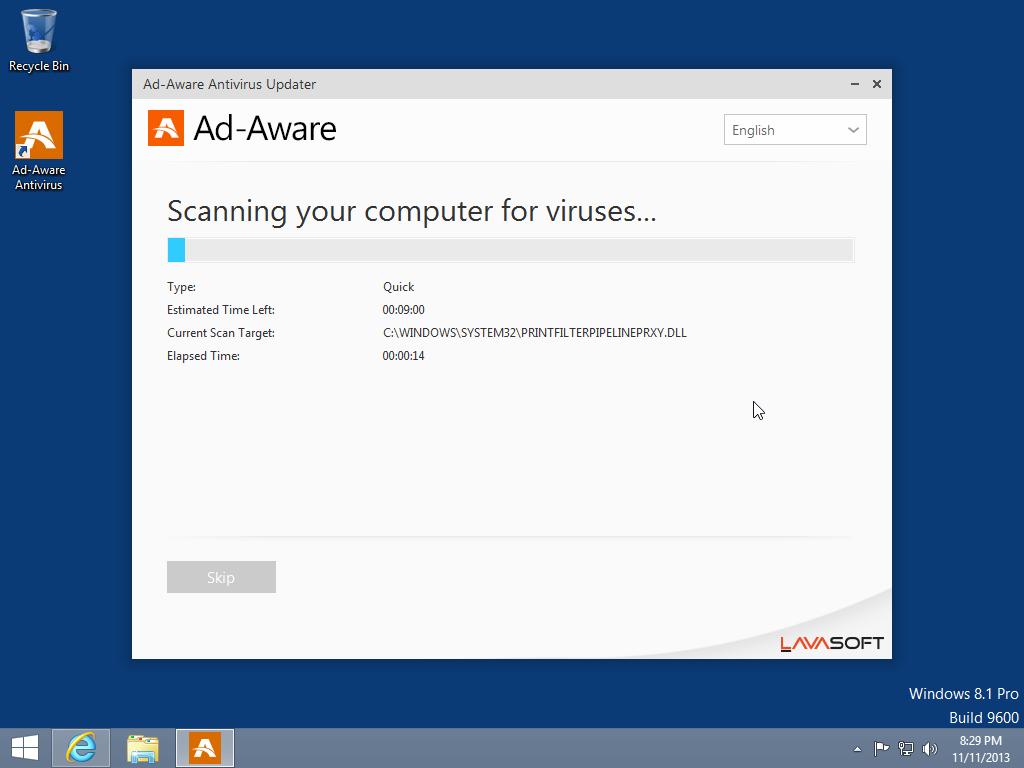 Lavasoft ad aware 2017 spyware doctor 2017 keys cracks included