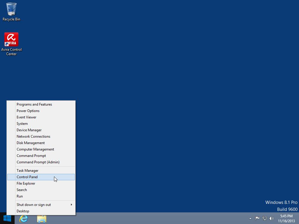 windows 8.1 default antivirus